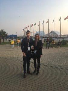 Aleksa Tojcic i Milica Sojic
