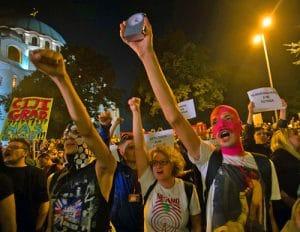 protest druge srbije patkari