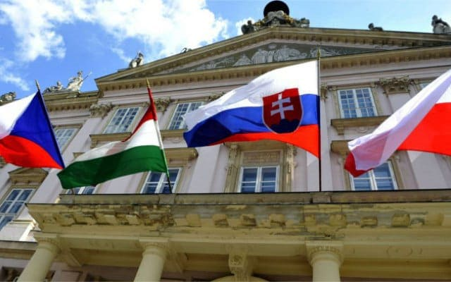 Serbia participating in the meeting of the Foreign ministers of the Visegrad Group