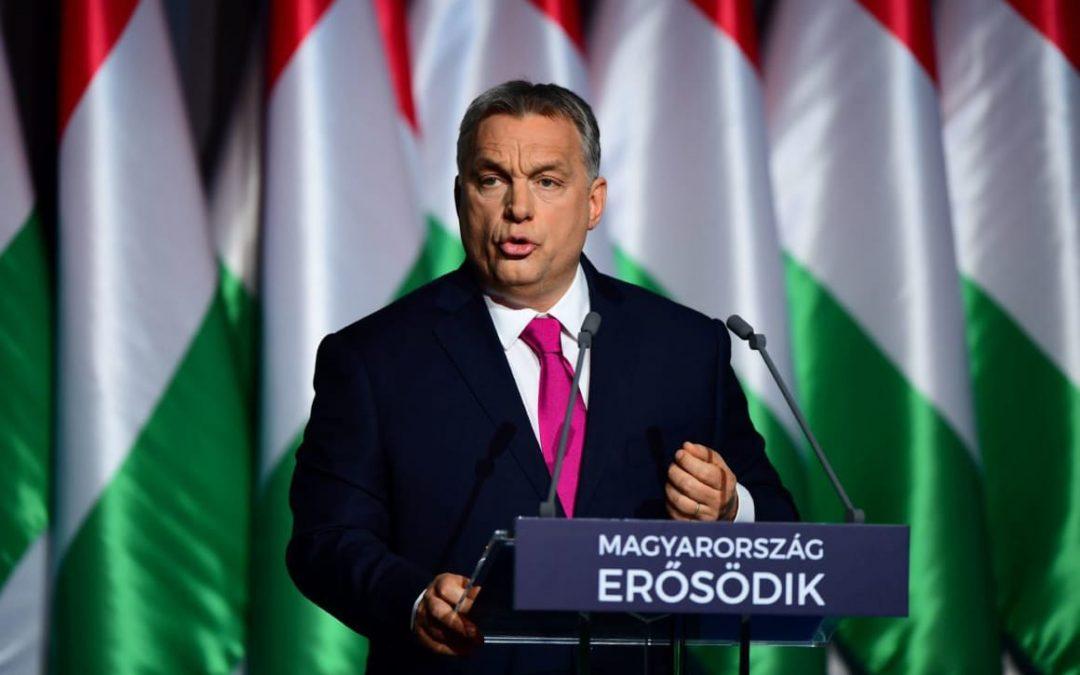 Убедљив тријумф Орбана