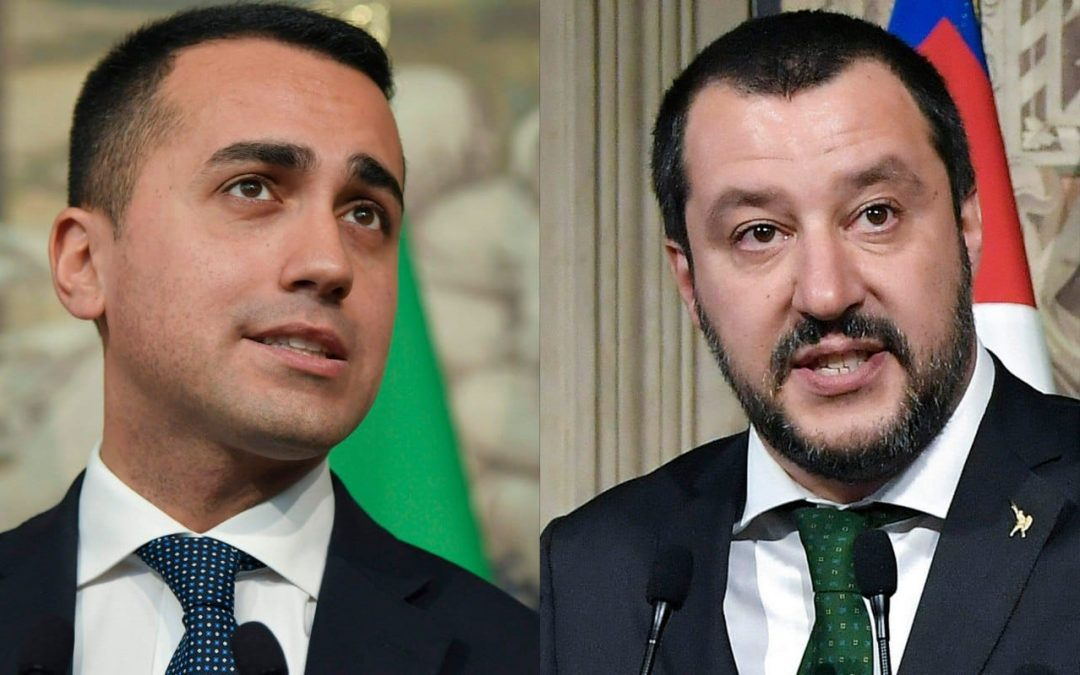 """Matteo Salvini – """"Maybe finally we have made it, after so many obstacles, attacks, threats and lies"""""""