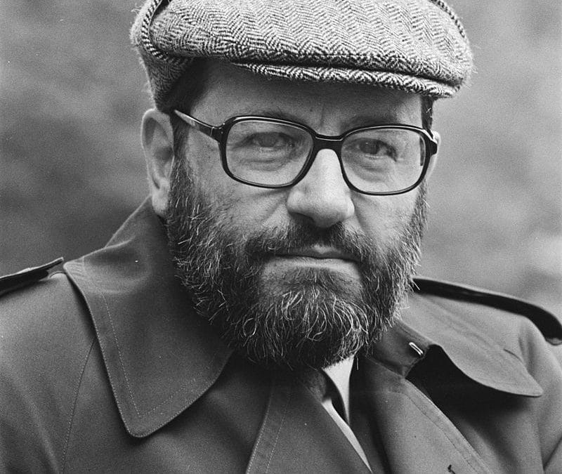 Umberto Eco in defence of the National Avant-garde