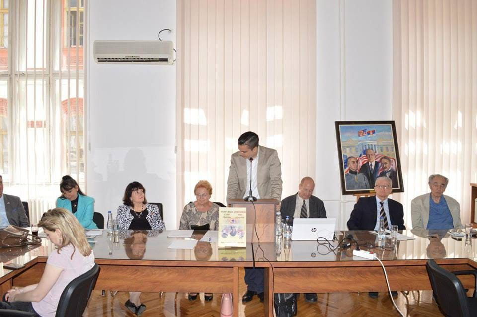 "Promotion of the book ""The Diplomatic Mission of Captain David Albala, PhD"""