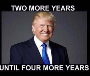 Two more years until four more years