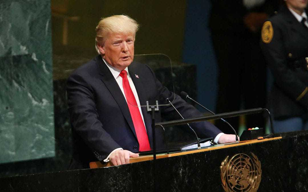 Donald Trump: We reject the globalism and we embrace the patriotism
