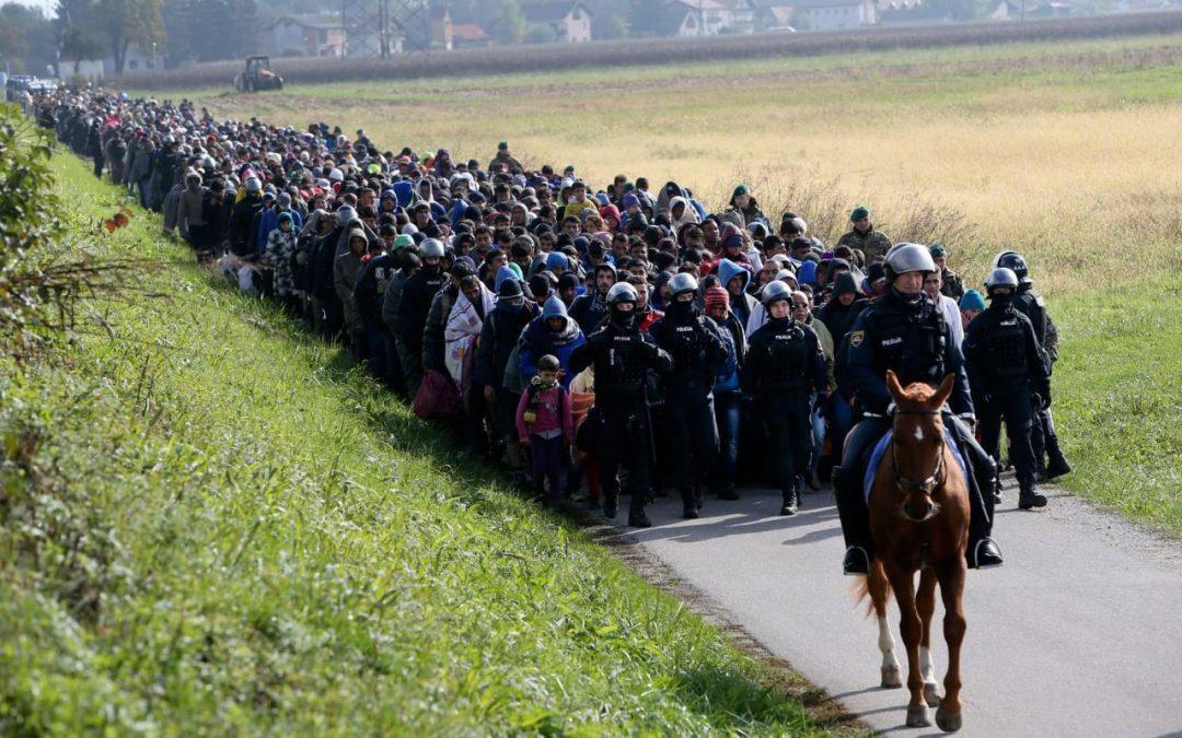 Победа Вишеградске групе по питању квота за мигранте