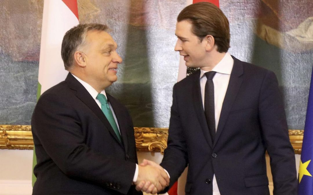 Visegrad Group and Austria want migrant centers outside the EU