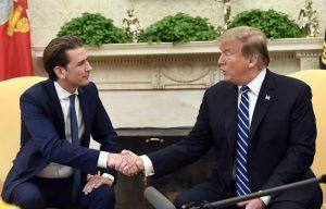 trump and kurz