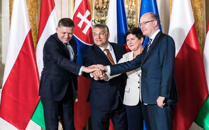 Orban: The Visegrad Group with Serbia and Romania has great potential