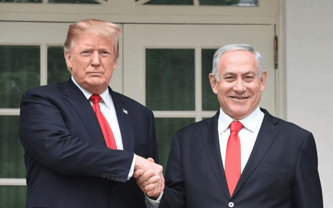 Netanyahu visits Washington