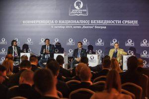 Panel Globalna bezbednost KONBES 2019